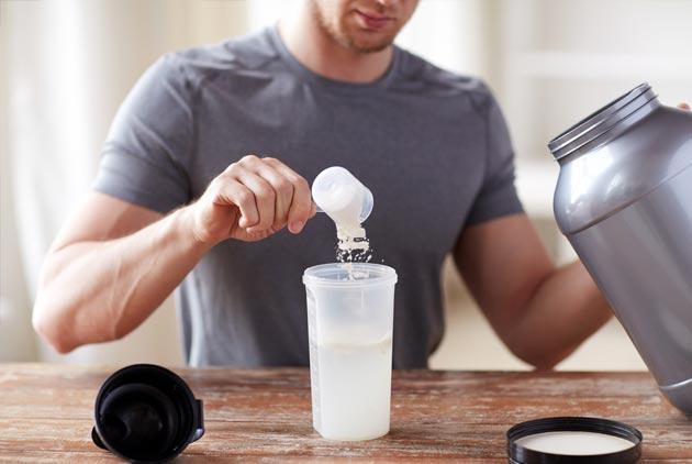 健身後立刻喝蛋白 效果最好?