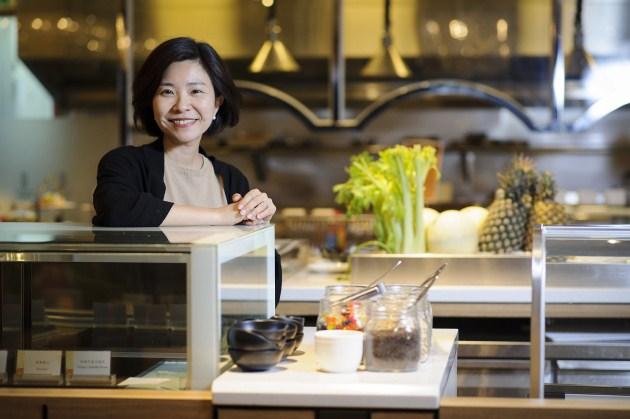 廚房裡的外交官夫人 莊祖宜的食與藝