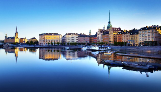 藝遊未盡,斯德哥爾摩的日與夜