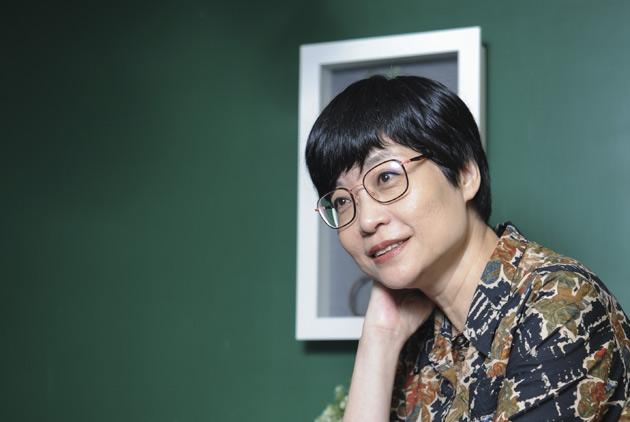 張曼娟:我知道自己將會「孤獨老」,但不覺得悲慘