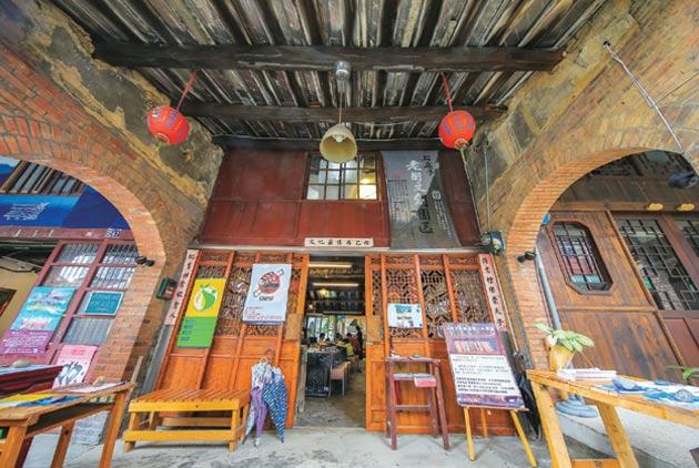 走進新竹關西 逛一座擁有老靈魂的無牆美...