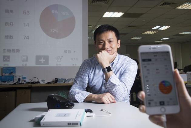日本第一大糖尿病app,為什麼是一家台灣...