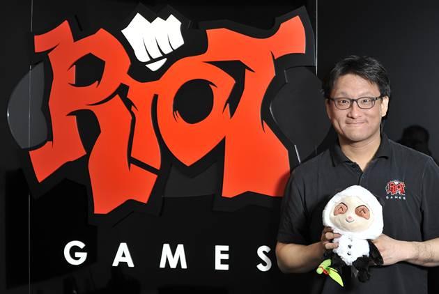 分析師成一級玩家,《英雄聯盟》最大市場掌門人,台灣來的