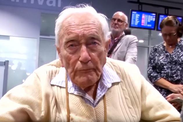 一邊聽歡樂頌,一邊與世界告別,104歲科學家的...