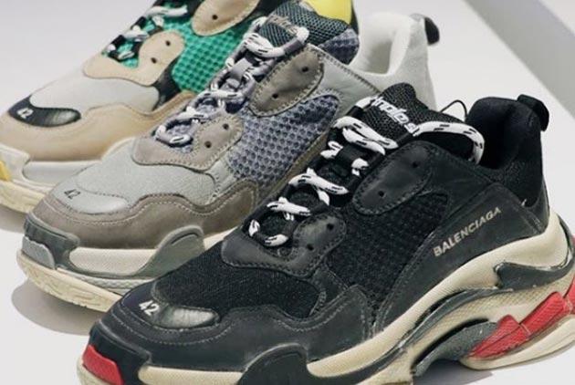 越醜越紅的「老爹鞋」 為什麼變成一種時...