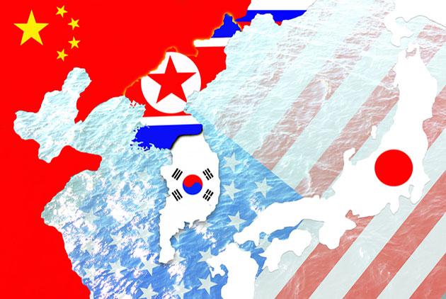 【朱雲漢專欄】中日韓戲劇性大和解?川普意外的貢獻