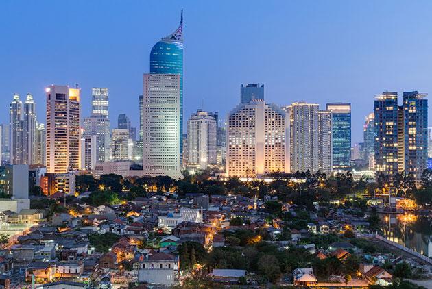 【林之晨專欄】印尼創業生態  正在超車台灣