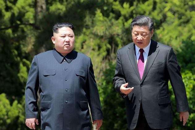 川普:川金會可能延期    是中國在「變鬼...