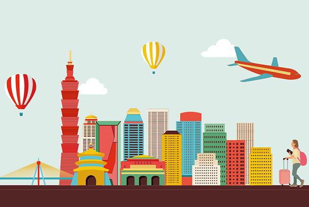 【數據看觀光1】錢往國外灑!台灣人愛出...