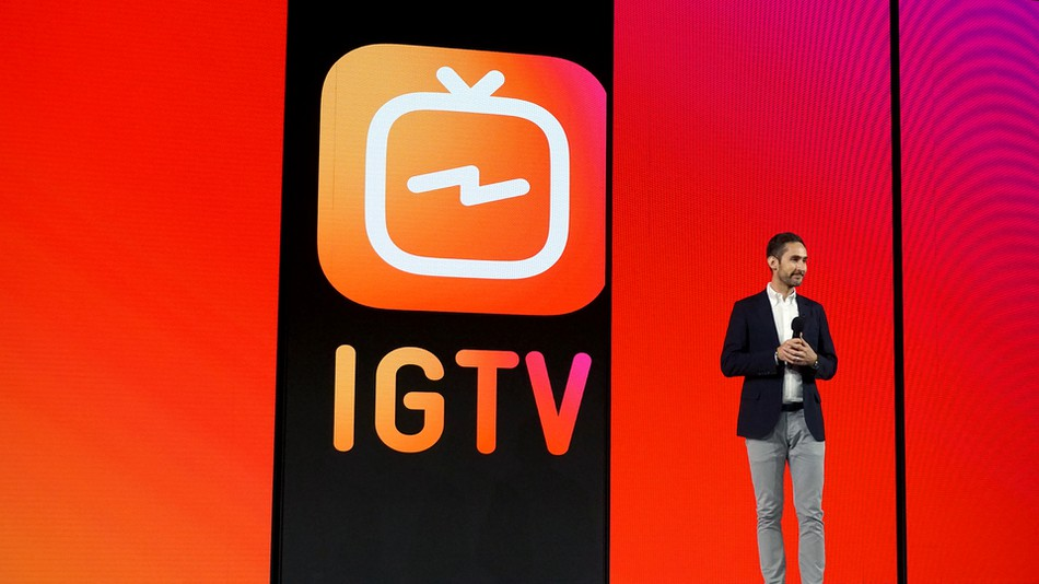 YouTube小心了,IG為何推出新影音平台IGTV?