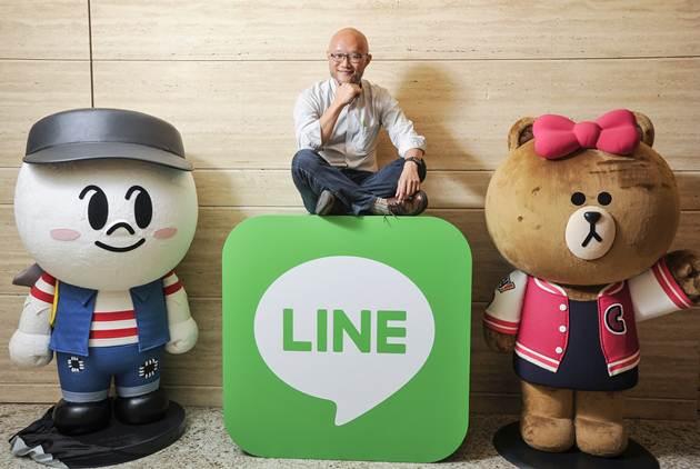 串起1900萬台灣人,LINE為什麼找陳立人當總舵手?