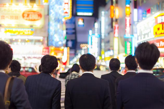 Japan's Workforce Will be 20% Smaller by 2040