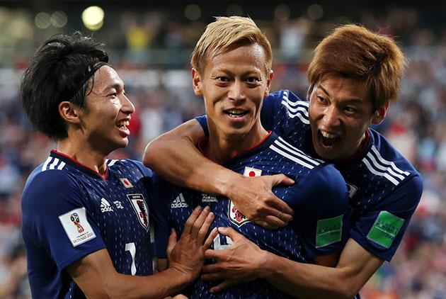 日本網友搶著道歉 32歲足球老將要幫更多人圓夢