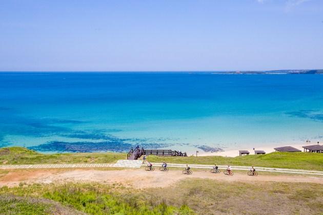 單車環台、跳島、攻頂,時速20公里的風景最美好