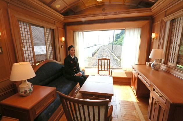 鐵道迷快來朝聖!日本奢華列車,你搭過哪一個?