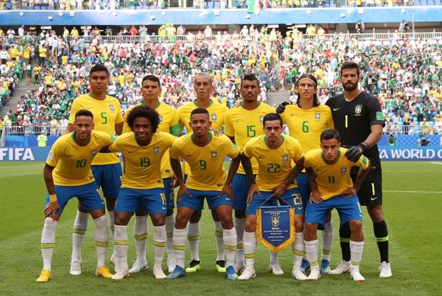 巴西隊球員 與他們的單親媽媽