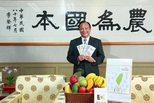 季節採果樂趣多,台灣水果旅行正夯!