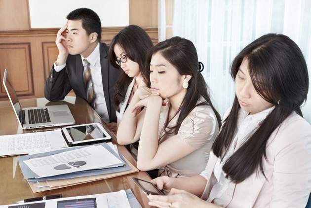 當開會浪費8成參與者8成的時間,老闆請自...