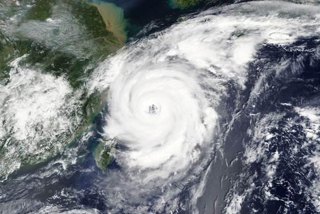 瑪莉亞暴風圈今傍晚觸陸 北北基下午四點...