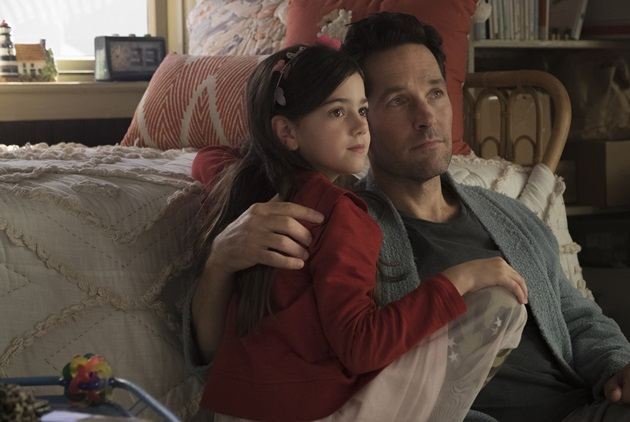 《蟻人與黃蜂女》:漫威電影裡最好的爸爸