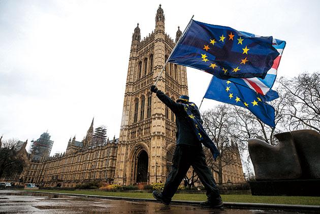 英國最新脫歐計劃,為何讓大家都不開心?