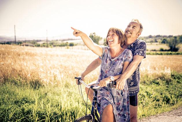 林秀姿:熟齡婚活──即使到了50歲,也要談...