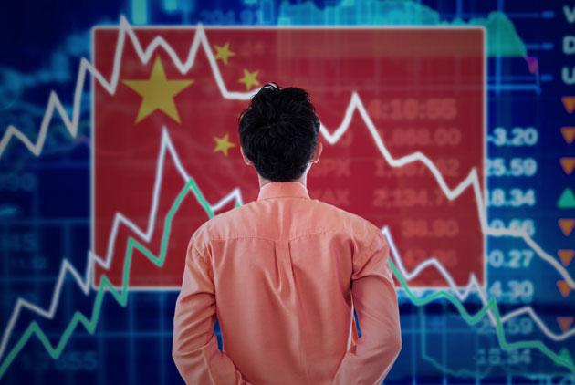 橘色警戒 大陸經濟硬著陸成台灣最大風險