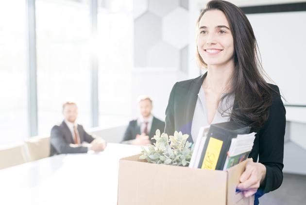一定要有下一份工作才離職? 「沒後路」其實對你有好處