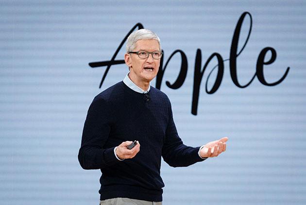 蘋果市值破兆了 今年還會有兩家接棒