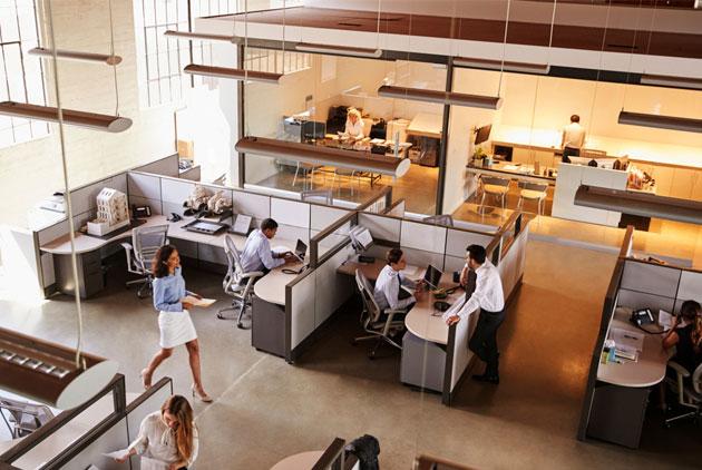 哈佛研究:開放性辦公室 其實很糟糕