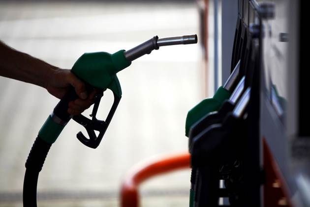 Gasoline Prices Run-up in Taiwan