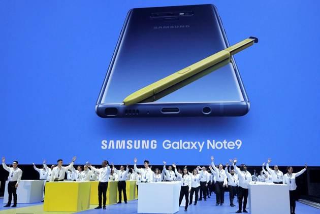比iPhone X還貴,三星發表Note 9外,還有什麼?