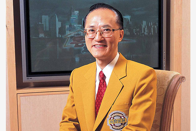 永慶孫慶餘,推動產業革命的創業家