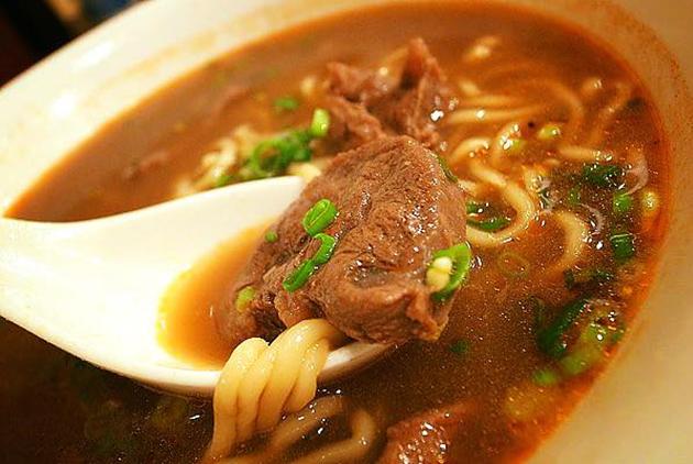 波斯入魂的台灣牛肉麵 是這個幫台灣奪下亞運獎牌的男人煮的