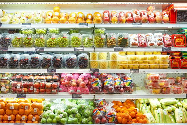 連保鮮膜都不要 這家超市做環保超激進