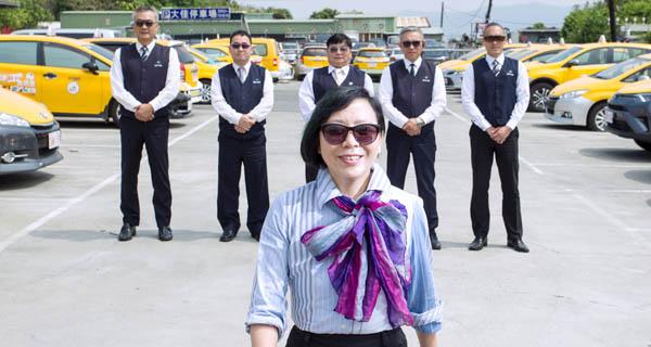 運將界的小辣椒 台灣大車隊這樣對抗Uber
