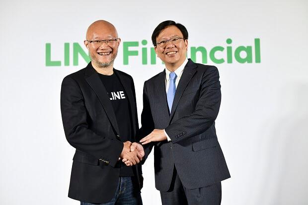 從遠傳來的LINE台灣總經理陳立人,加上從中信金跨界的LINE Bank籌備處負責人劉奕成,聯手用LINE重塑娛樂、媒體、商務和金融生活。