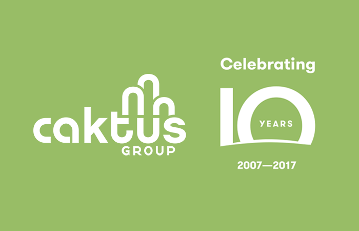 Celebrating 10 years of building apps at Caktus Group.