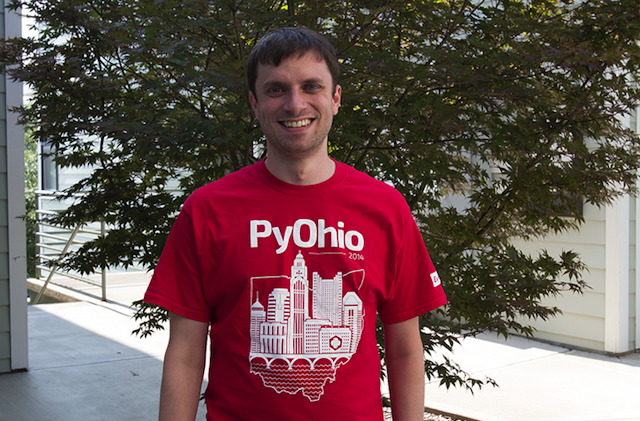 Caleb Smith, Intro to Celery with Python speaker at PyOhio 2014