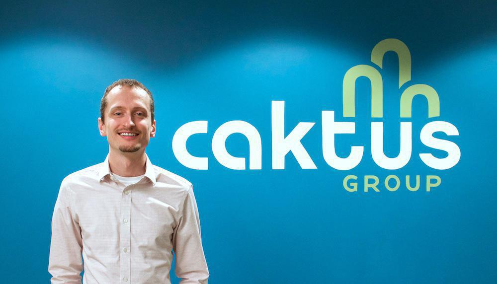 Caktus Group's Colin Copeland - TBJ 40 Under 40 Leadership Award
