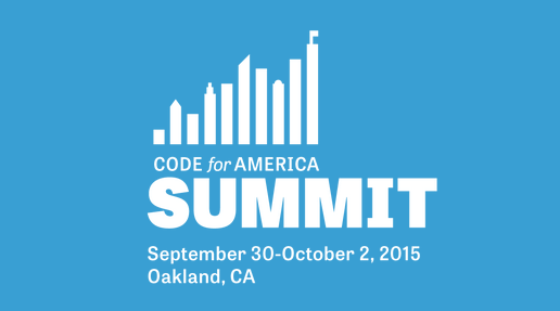 Code for America Summit - Oakland