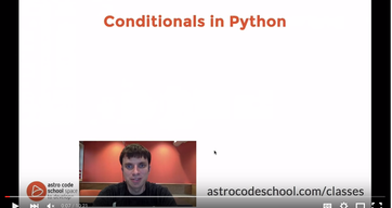 Conditionals in Python