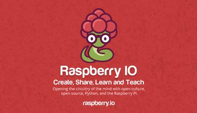 Raspberry IO announced at PyCon