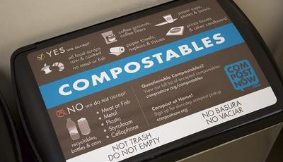 Composting at Caktus