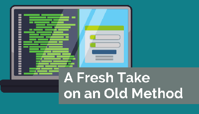 Caktus announces a switch from Django to COBOL, an older method still full of potential