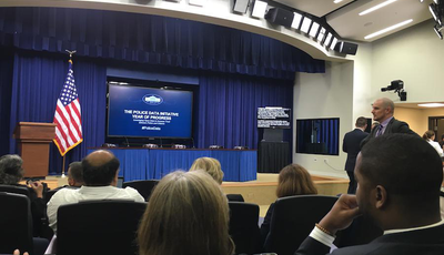 White House Police Data Initiative - Year of Progress