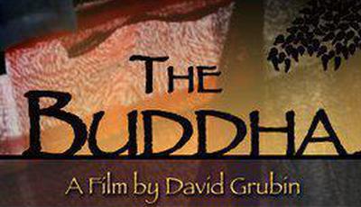 The Buddha logo
