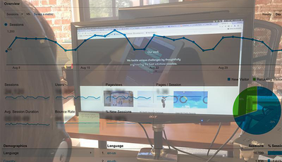 What Web Analytics Can't Tell You About User Experience - Header Photo