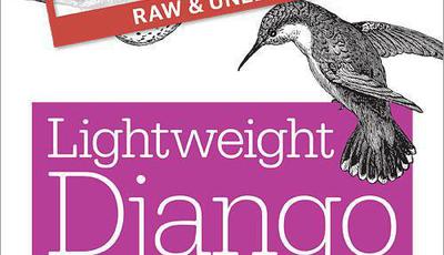 Lightweight Django Cover - Mark Lavin