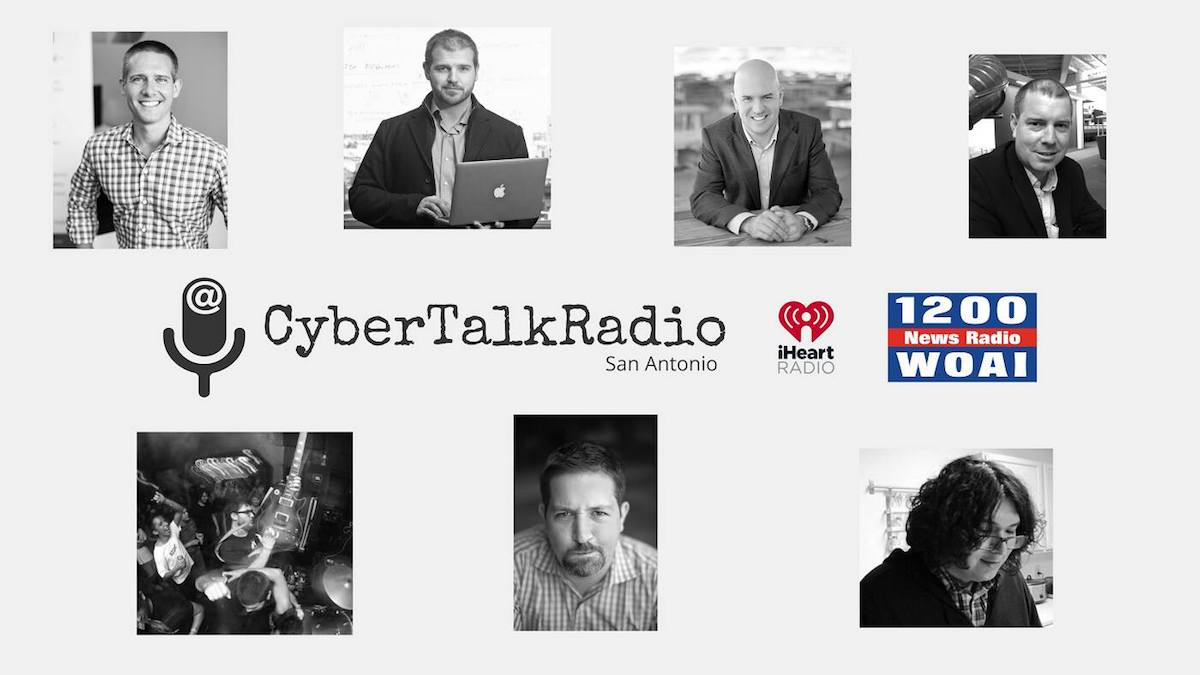 Cyber Talk Radio - Episode 50